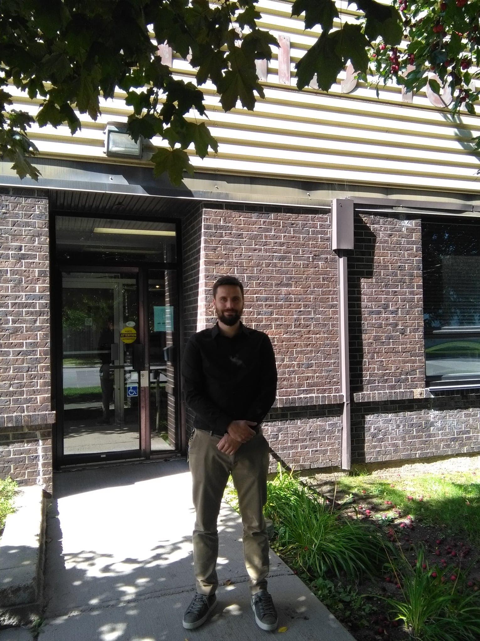 Entrevue avec Joël Dauphin – Atelier des Vieilles Forges